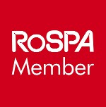 RoSPA Proud Member - The Royal Society for the Prevention of Accidents