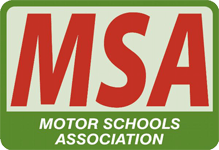 Proud Member of British Motor Schools Association