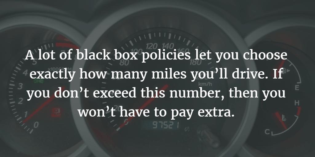 black box mileage