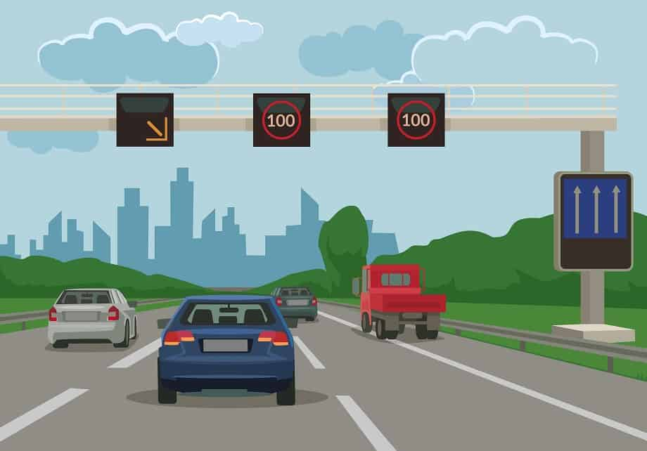 The features of smart motorways - and what every new driver should know